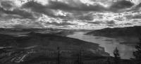 Okanagan Lake  from Spion Kopje