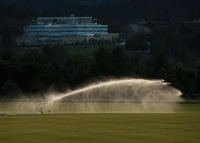 Polo Field Irrigation with UBCO