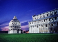 The Pisa Baptistery
