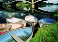 Five Boats #2