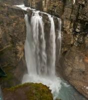 Johnstone Canyon - Upper Falls