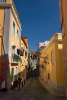 Narrow Street - Lisbon