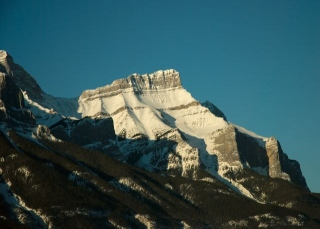 Mountain by Canmore