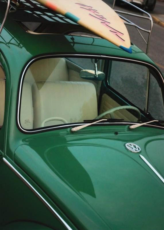 Punch Bug Green