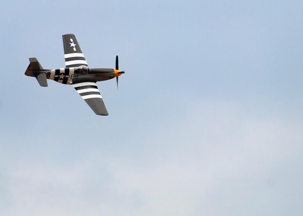 P51-B Mustang