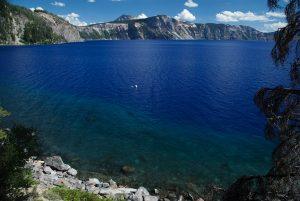 Crater Lake Gradient