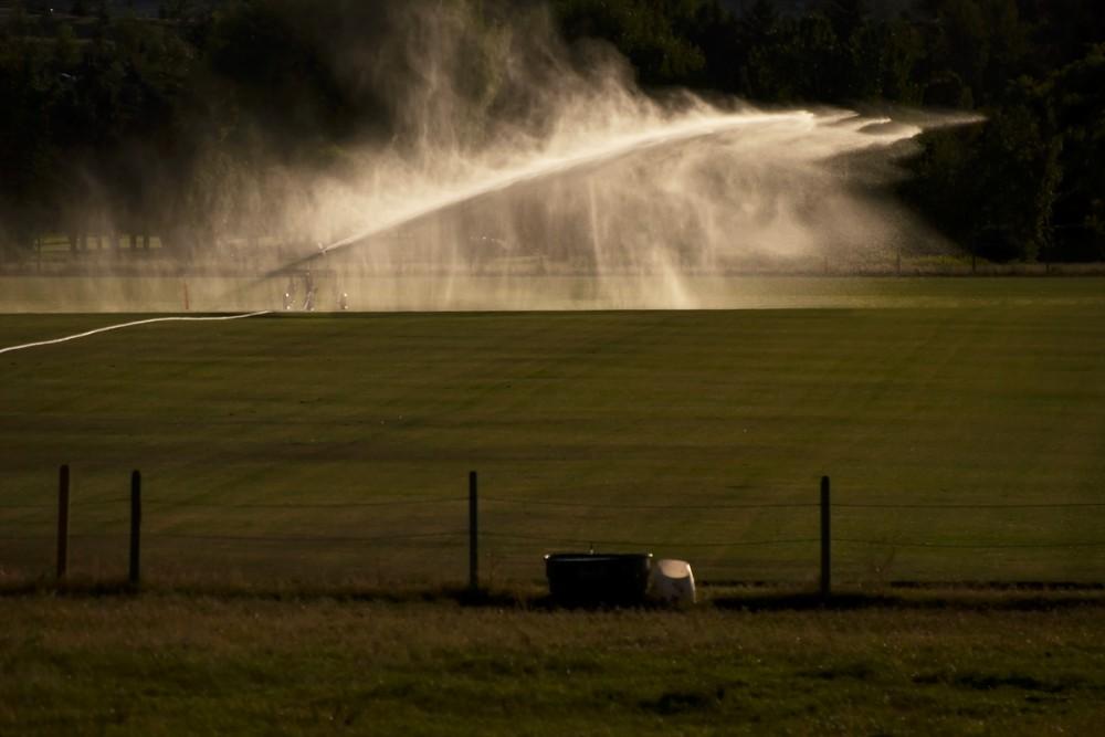 Polo Field Irrigation